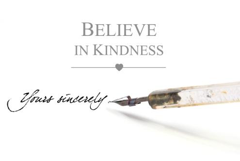 BelieveInKindness